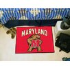 FANMATS Collegiate Maryland Starter Area Rug