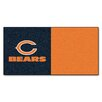 "FANMATS NFL Team 18"" x 18"" Carpet Tile (Set of 20)"