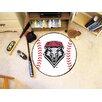 FANMATS NCAA New Mexico Baseball Doormat