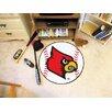 FANMATS NCAA Louisville Baseball Doormat