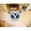 FANMATS NCAA BYU Soccer Doormat