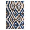 Beth Lacefield Alameda Sapphire Blue/Ivory Area Rug