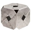 Modern Day Accents Remache Heavy Riveted Stool