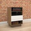 Nexera Sequence Audio Cabinet