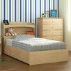 Nexera Alegria Mate's Platform Bed