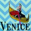 GreenBox Art Take Me Away Venice by Shelly Kennedy Painting Print on Wrapped Canvas