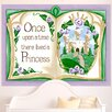 "GreenBox Art ""Once Upon a Time Storybook"" by Sherri Blum Wall Mural"