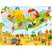 Oopsy Daisy The Peaceful Journey Canvas Art
