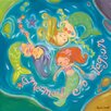 Oopsy Daisy Mermaid Lagoon Canvas Art