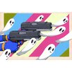 iCanvas Making New Ghosts Canvas Print Wall Art