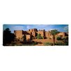 iCanvas Panoramic Buildings in a Village Morocco Photographic Print on Canvas