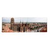 iCanvas Panoramic Cathedral in a City, St. Mary's Church, Gdansk, Pomeranian Voivodeship, Poland Photographic Print on Canvas