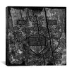 iCanvas Canada, Coat of Arms #3 Graphic Art on Canvas