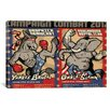 iCanvas 'Campaign Combat 2012' by Anderson Design Group Graphic Art on Canvas