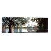 iCanvas Panoramic Buildings at the Waterfront, Lake Eola, Orlando, Orange County, Florida Photographic Print on Canvas