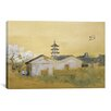 iCanvas 'Calm Spring in Jiangnan' by Takeuchi Seiho Painting Print on Canvas