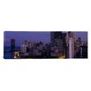 iCanvas Panoramic Buildings in a City, Chicago, Cook County, Illinois Photographic Print on Canvas