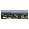 iCanvas Panoramic High Angle View of the City, Miami, Florida Photographic Print on Canvas