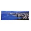 iCanvas Panoramic City at Waterfront, Honolulu, Oahu, Hawaii 2010 Photographic Print on Canvas