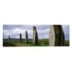 iCanvas Panoramic Ring of Brodgar, Orkney Islands, Scotland, United Kingdom Photographic Print on Canvas