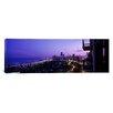 iCanvas Panoramic Lake Michigan, Chicago, Cook County, Illinois Photographic Print on Canvas