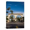 iCanvas Panoramic 'Paramount Studios, Melrose Avenue, Hollywood' Photographic Print on Canvas
