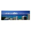 iCanvas Panoramic Honolulu Hawaii Photographic Print on Canvas