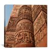 iCanvas Delhi's Tower of Victory Carvings Photographic Canvas Wall Art