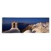 iCanvas Panoramic Greece Photographic Print on Canvas