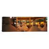 iCanvas Panoramic Dervishes Dancing at a Ceremony, Istanbul, Turkey Photographic Print on Canvas