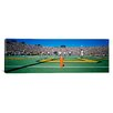 iCanvas Panoramic Football Game, University of Michigan, Ann Arbor, Michigan Photographic Print on Canvas