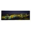 iCanvas Panoramic Three Rivers Area, Pennsylvania Photographic Print on Canvas