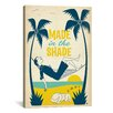 iCanvas 'Made in the Shade' by Anderson Design Group Vintage Advertisement on Canvas