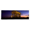iCanvas Panoramic Penshaw Monument, Durham, England Photographic Print on Canvas