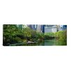 iCanvas Panoramic Central Park South, New York City Photographic Print on Canvas