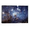 iCanvas Astronomy and Space 'LH-95 Stellar Nursery (Hubble Space Telescope)' Photographic Print on Canvas