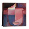 """iCanvas """"Looking within Rosy Light"""" Canvas Wall Art by Alexej Von Jawlensky"""