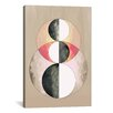iCanvas Modern Art Geometric Prism (After Delaunay) Graphic Art on Canvas