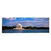 iCanvas Panoramic Jefferson Memorial, Washington, D.C Photographic Print on Canvas