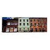 iCanvas Panoramic Riverwalk Area, New Orleans, Louisiana Photographic Print on Canvas