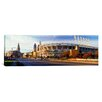 iCanvas Panoramic Jacobs Field, Cleveland, Ohio Photographic Print on Canvas