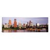 iCanvas Panoramic Portland, Oregon Photographic Print on Canvas