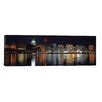 iCanvas Panoramic Madison Skyline Cityscape Photographic Print on Canvas in Multi-color