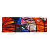 iCanvas 'Stained Glass Window' Photographic Print on Canvas