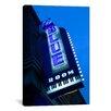 iCanvas Panoramic The Blue Room Jazz Club, 18th and Vine Historic Jazz District, Kansas City, Missouri Photographic Print on Canvas