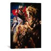 iCanvas 'St. George and the Dragon' by Peter Paul Rubens Painting Print on Canvas