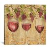 "iCanvas ""Wine Harvest II"" Canvas Wall Art by Anne Tavoletti"