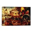 iCanvas 'Tondal's Vision' by Hieronymus Bosch Painting Print on Canvas