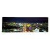 iCanvas Panoramic Skyline, Las Vegas, Nevada Photographic Print on Canvas