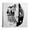 """iCanvas """"The Raven II"""" Canvas Wall Art by Edouard Manet"""